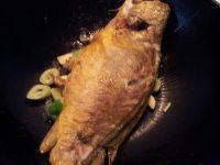 家焖黄花鱼的做法步骤8