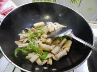 青椒炒素鸡翅的做法步骤9
