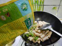 青椒炒素鸡翅的做法步骤10