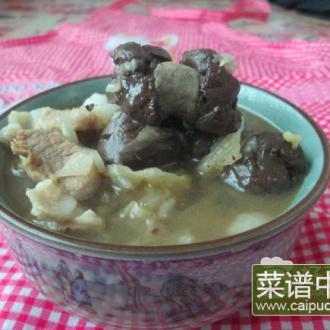 东北酸菜猪肉血肠