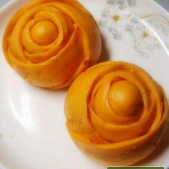 粗粮细做——玫瑰花