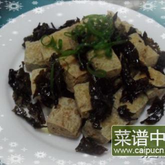 茶香臭豆腐