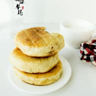 梅干菜肉饼