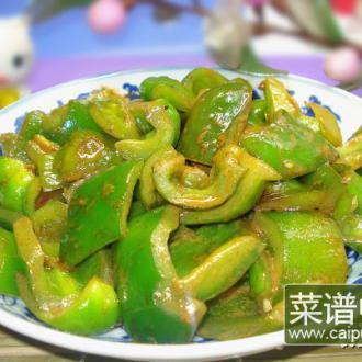 腐乳柿子椒