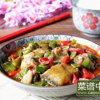 泡椒明太鱼