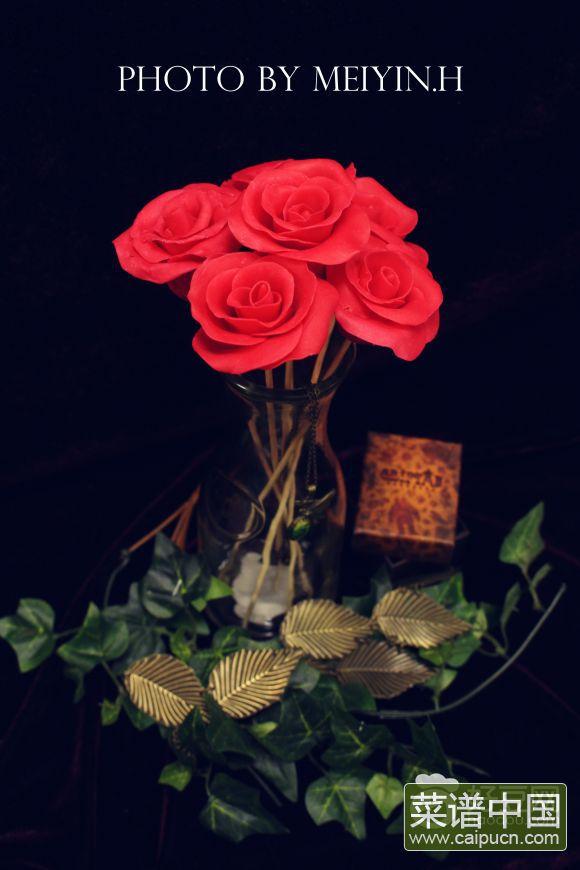 巧克力玫瑰