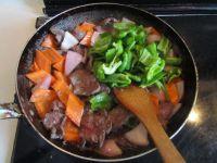 铁板牛肉的做法步骤8