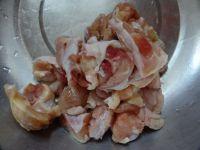 胡萝卜香菇煸鸡翅的做法步骤1