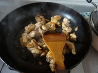 胡萝卜香菇煸鸡翅的做法步骤7