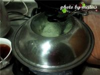 虾皮南瓜锅贴的做法步骤21