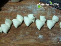 虾皮南瓜锅贴的做法步骤15