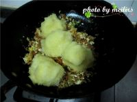 虾皮南瓜锅贴的做法步骤13
