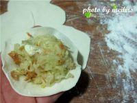 虾皮南瓜锅贴的做法步骤17
