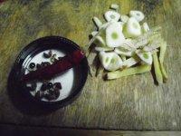 白菜炖粉条的做法步骤3