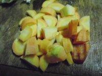 白菜炖粉条的做法步骤1