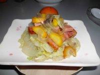 白菜炖粉条的做法步骤10