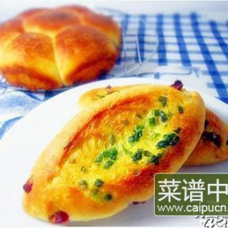 淮山腊肠小餐包