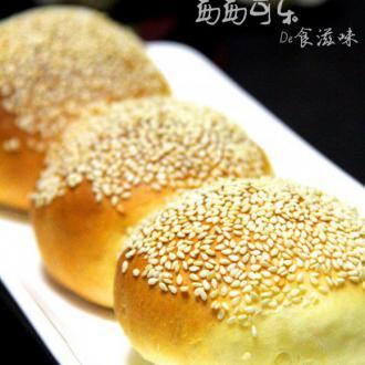 汤种汉堡面包