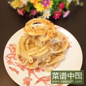 丝丝香酥饼
