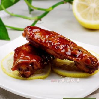 柠香蚝油鸡翅