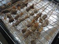 烤羊肉串的做法步骤7