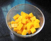 黑糯米芒果糖水的做法步骤5