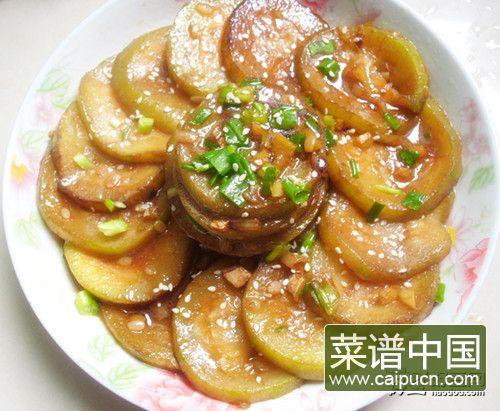 红烧葫芦——美味下酒菜