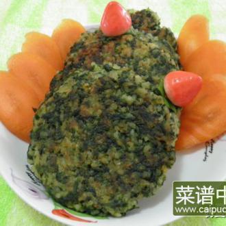 海苔大米饼