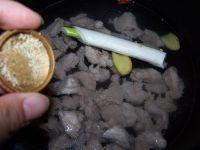 羊肉粉丝汤的做法步骤5