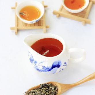 雪菊罗布麻茶
