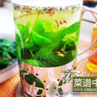 熏衣草薄荷茶