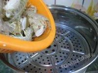 蒸皮皮虾的做法步骤4