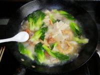 肉丸子炖冻豆腐的做法步骤8
