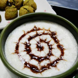 淡奶油咖啡