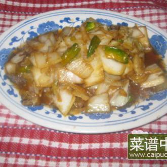 小辣椒炒白菜