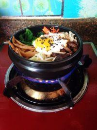 石锅拌饭#新鲜从这里开始#的做法步骤10
