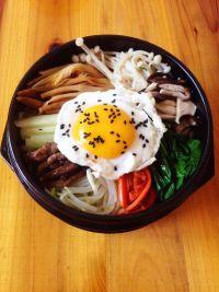 石锅拌饭#新鲜从这里开始#的做法步骤9
