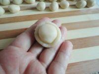 迷你酥皮肉松月饼的做法步骤10