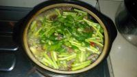 砂锅鳝鱼煲的做法步骤8