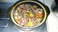 砂锅鳝鱼煲的做法步骤4
