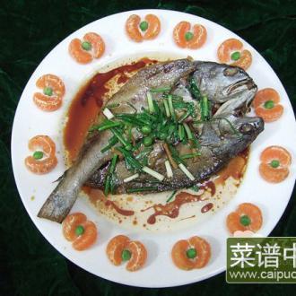 腌鱼黄鱼鲞