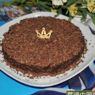 浓情马斯卡朋蛋糕