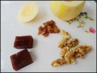 五宝酿香瓜的做法步骤2