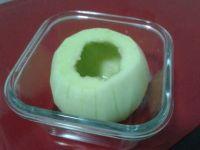 香瓜椰奶冻的做法步骤3