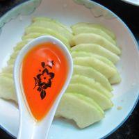 炝香瓜的做法步骤8
