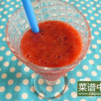 黑布林果汁