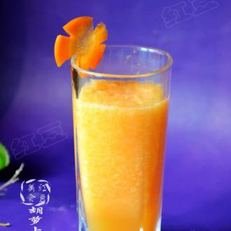 胡萝卜香瓜汁