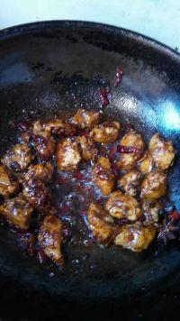 鸡肉土豆炖粉皮的做法步骤6