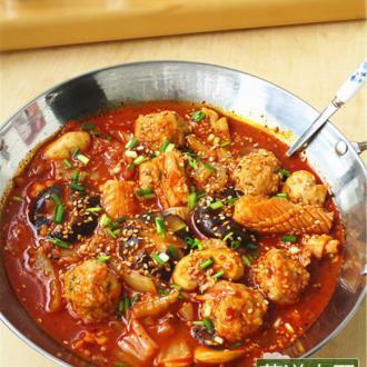 什锦泡菜锅