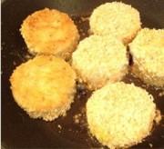 三文鱼饼的做法步骤8